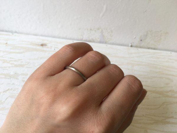 weissgold graugold vorsteckring verlobungsring